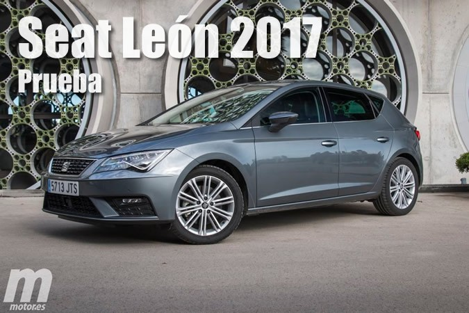 Prueba SEAT León 2017
