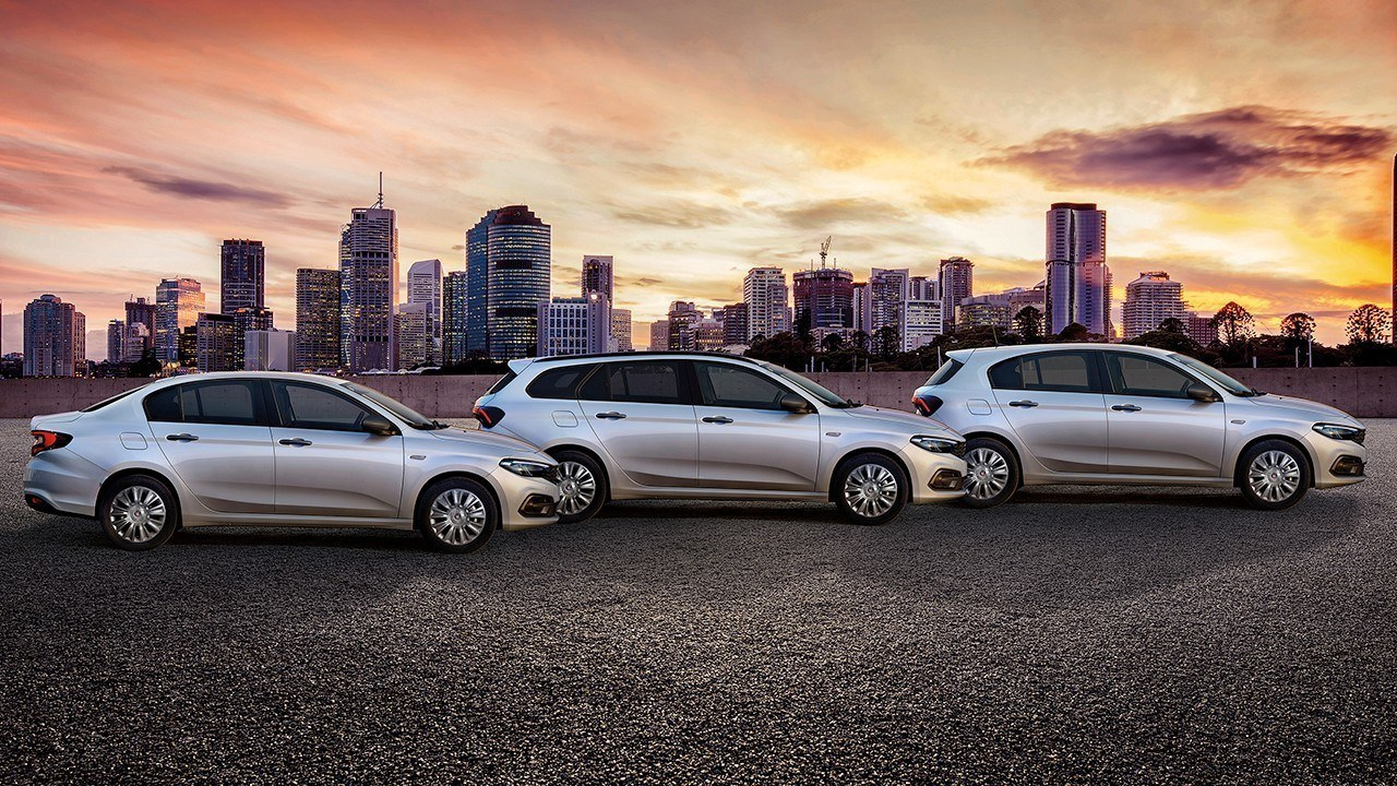 FIAT Tipo 2021 - gama
