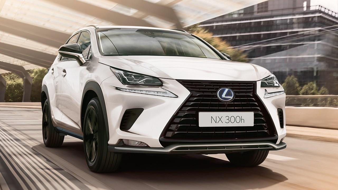 Lexus NX 300h 2021