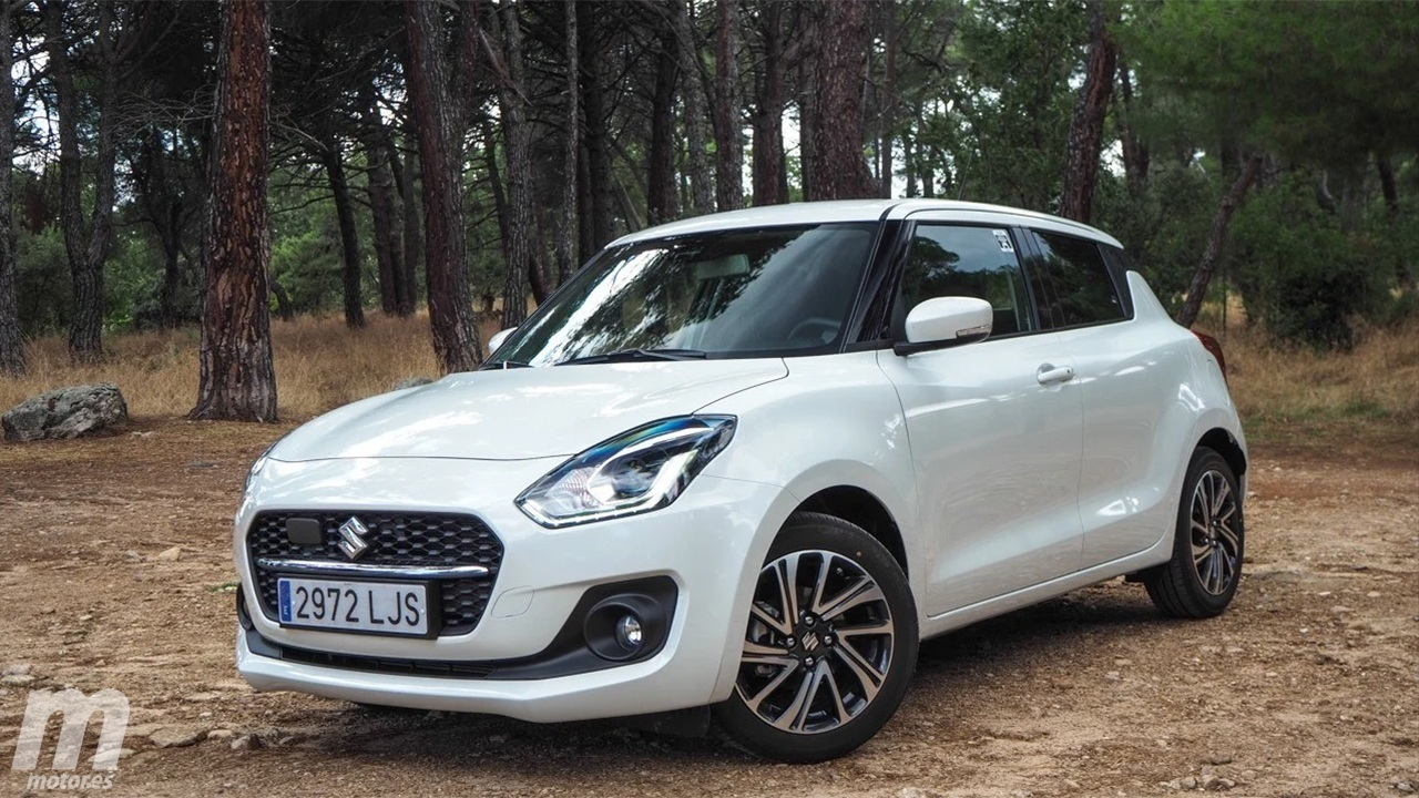 Suzuki Swift Hybrid 2021