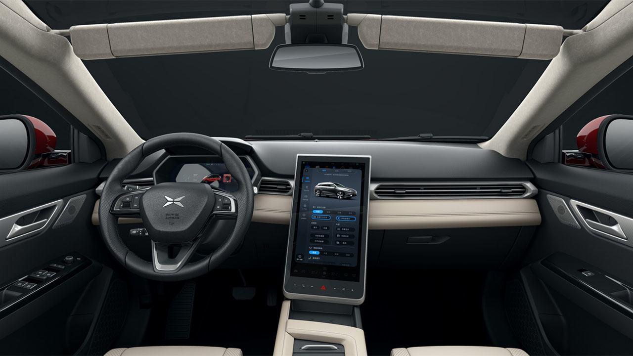 Xpeng G3 - interior