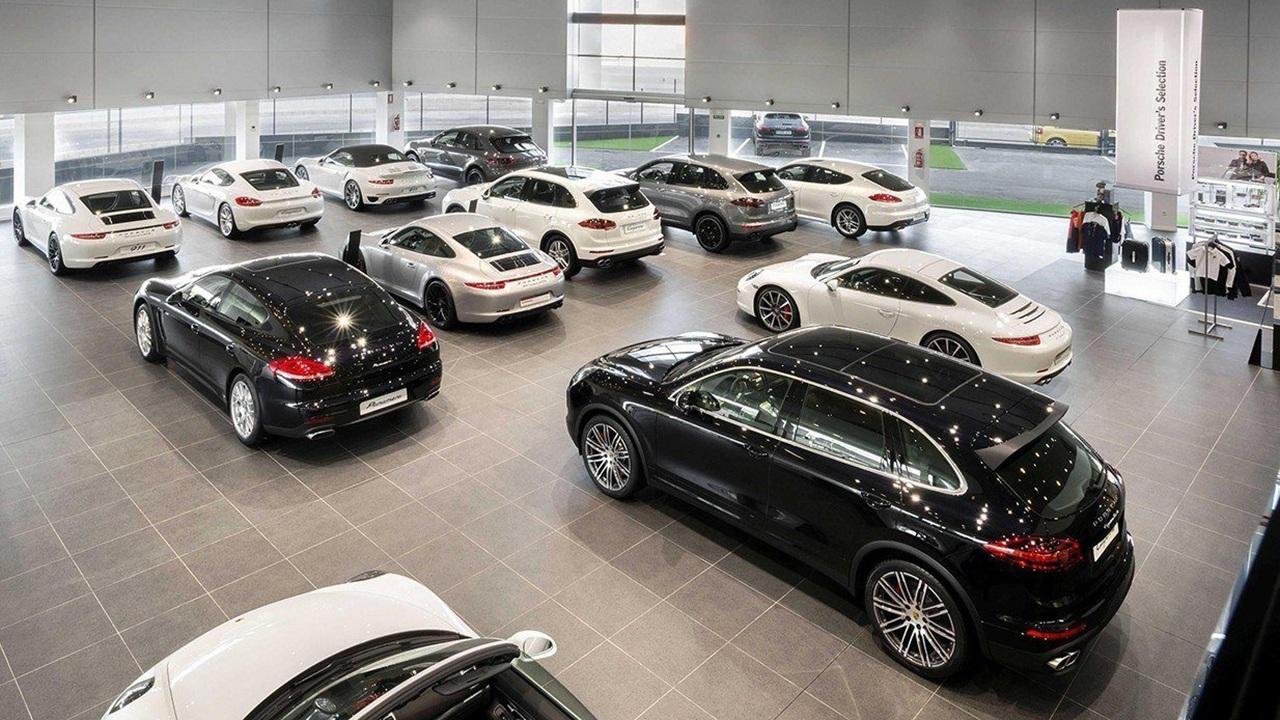 Concesionario Porsche