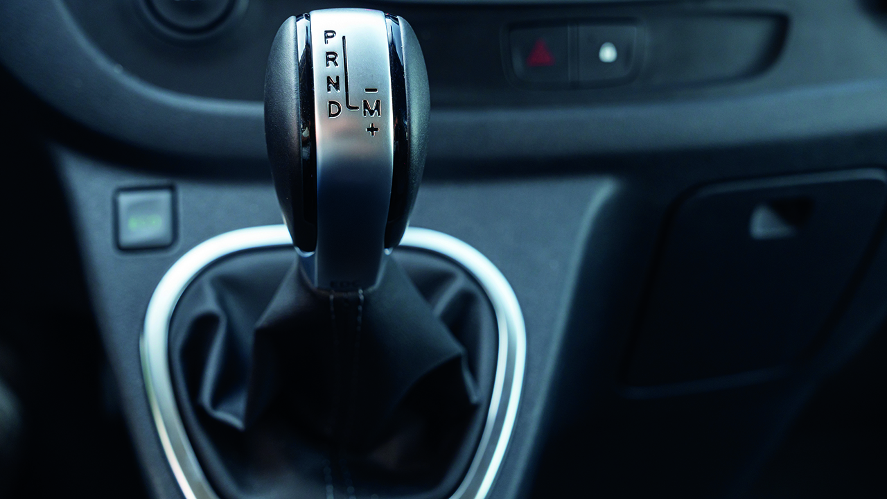 FIAT Talento - cambio automático de doble embrague