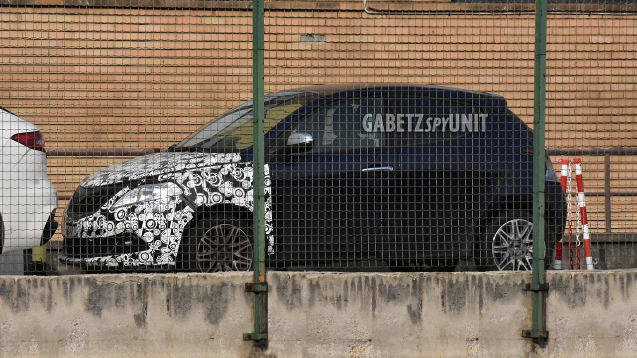 Lancia Ypsilon 2021 - foto espía