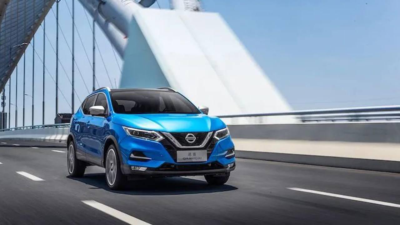 Nissan Qashqai en China