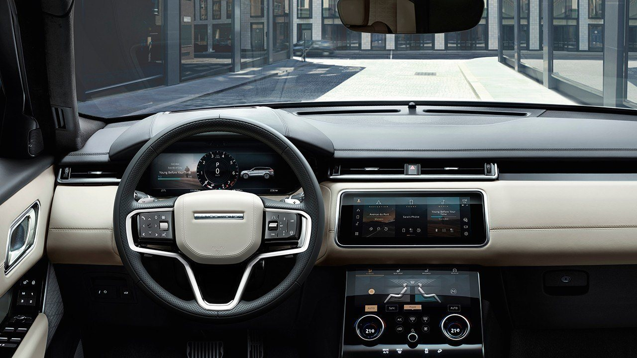 Range Rover Velar 2021 - interior