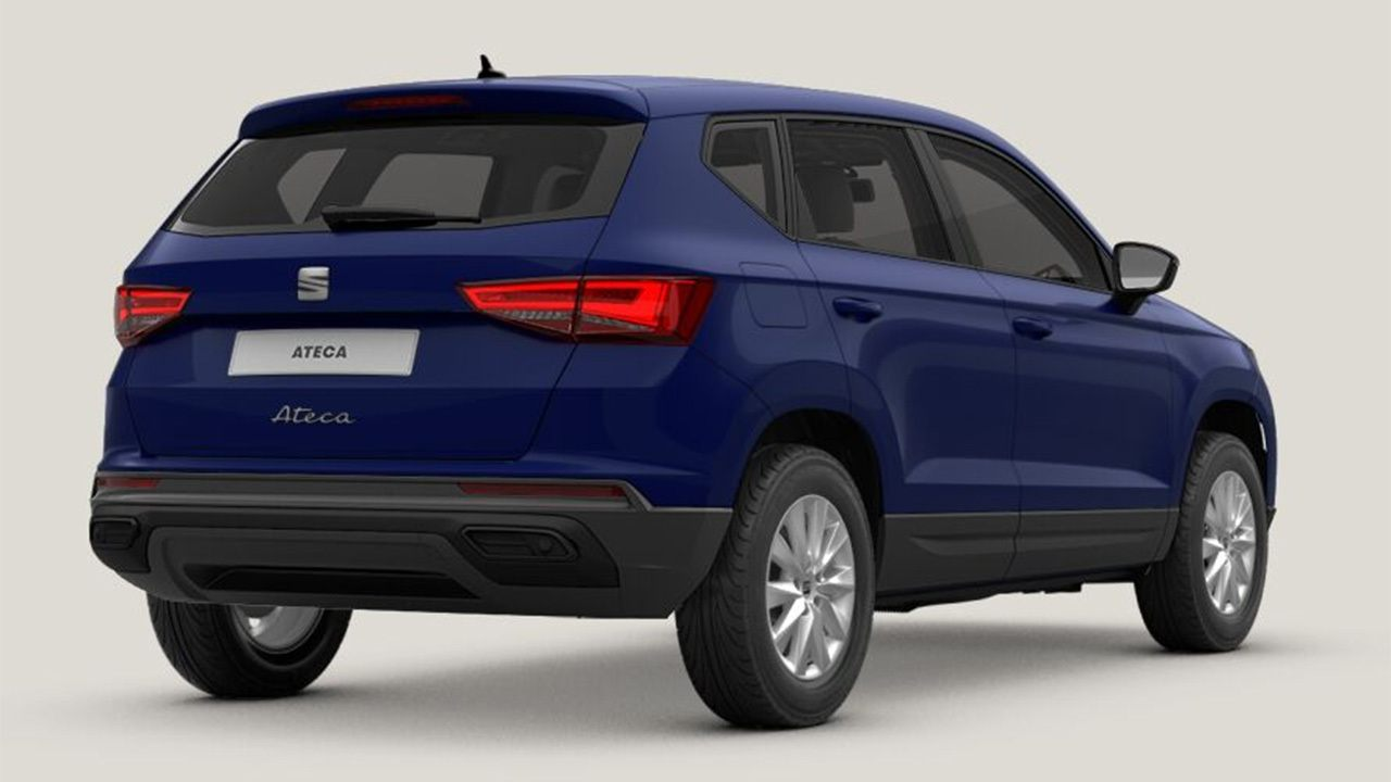 SEAT Ateca Reference - posterior