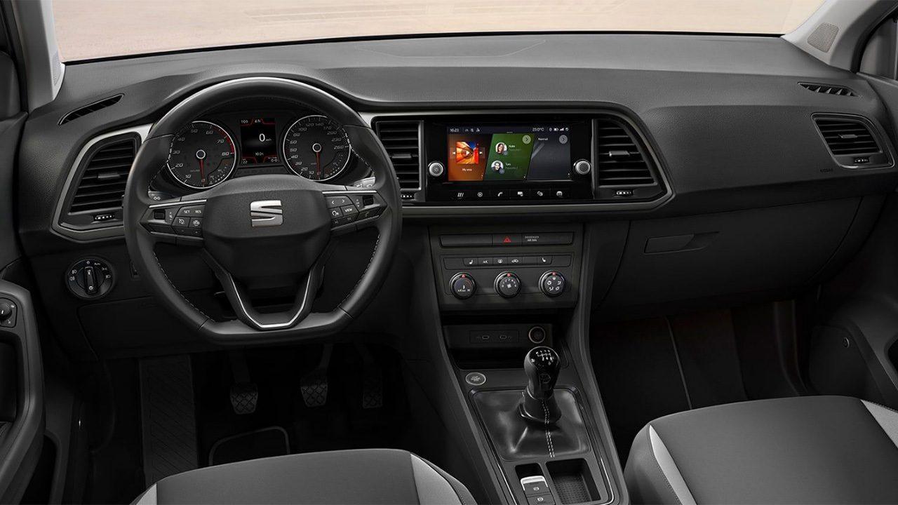 SEAT Ateca Reference - interior