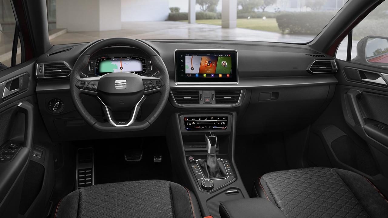 SEAT Tarraco e-Hybrid - interior
