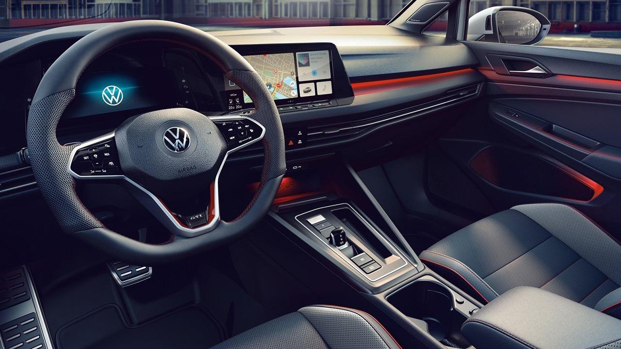 Volkswagen Golf GTI Clubsport 2021 - interior