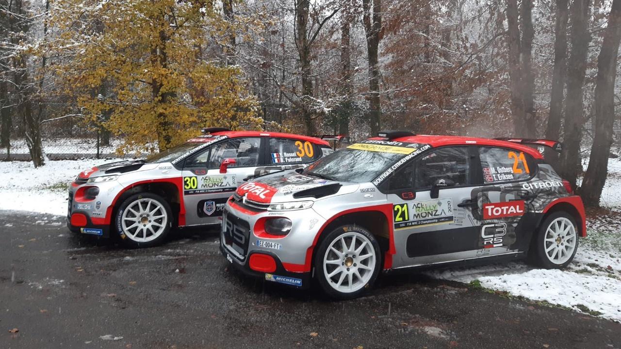 Previo y horarios del Rally de Monza del WRC 2020