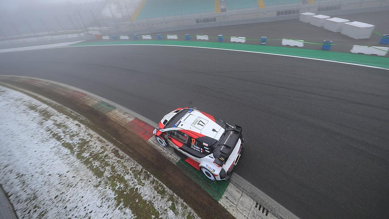 El belga Thierry Neuville lidera el shakedown del Rally de Monza