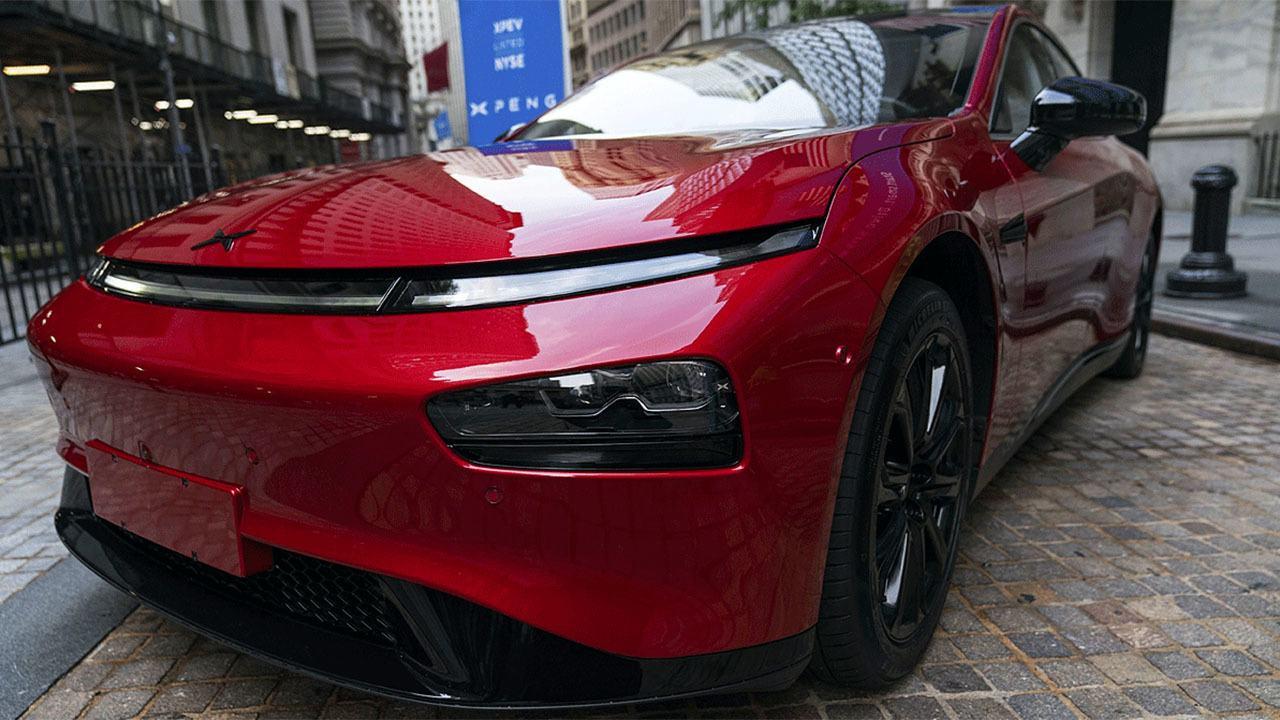 Ventas de coches eléctricos en China en noviembre de 2020