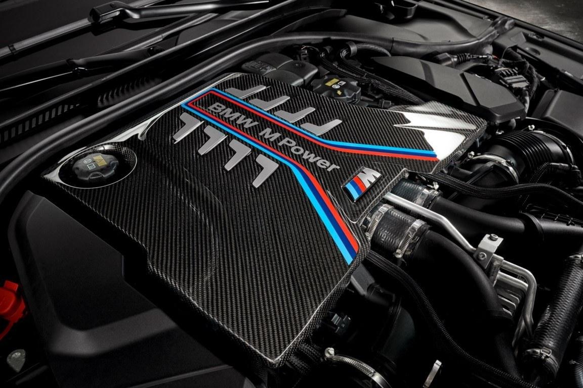 Foto BMW M5 CS 2021 - Detalle