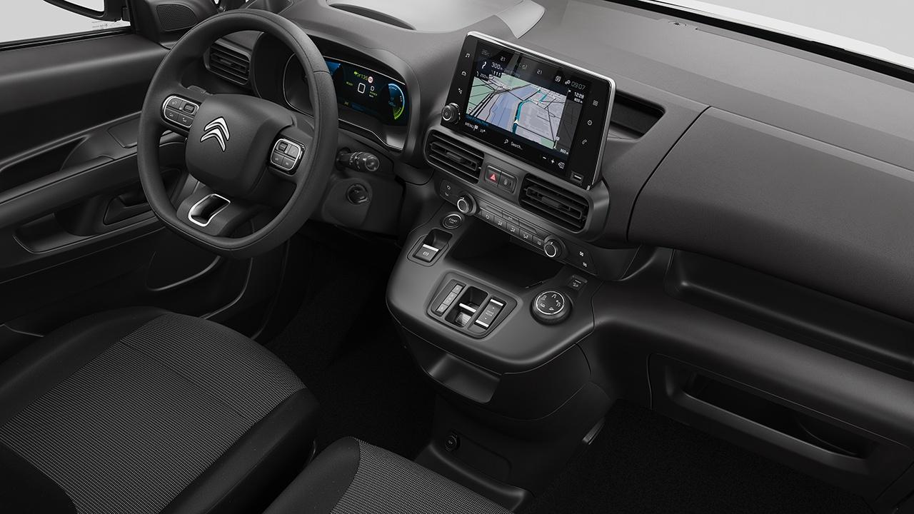Citroën ë-Berlingo Van - interior