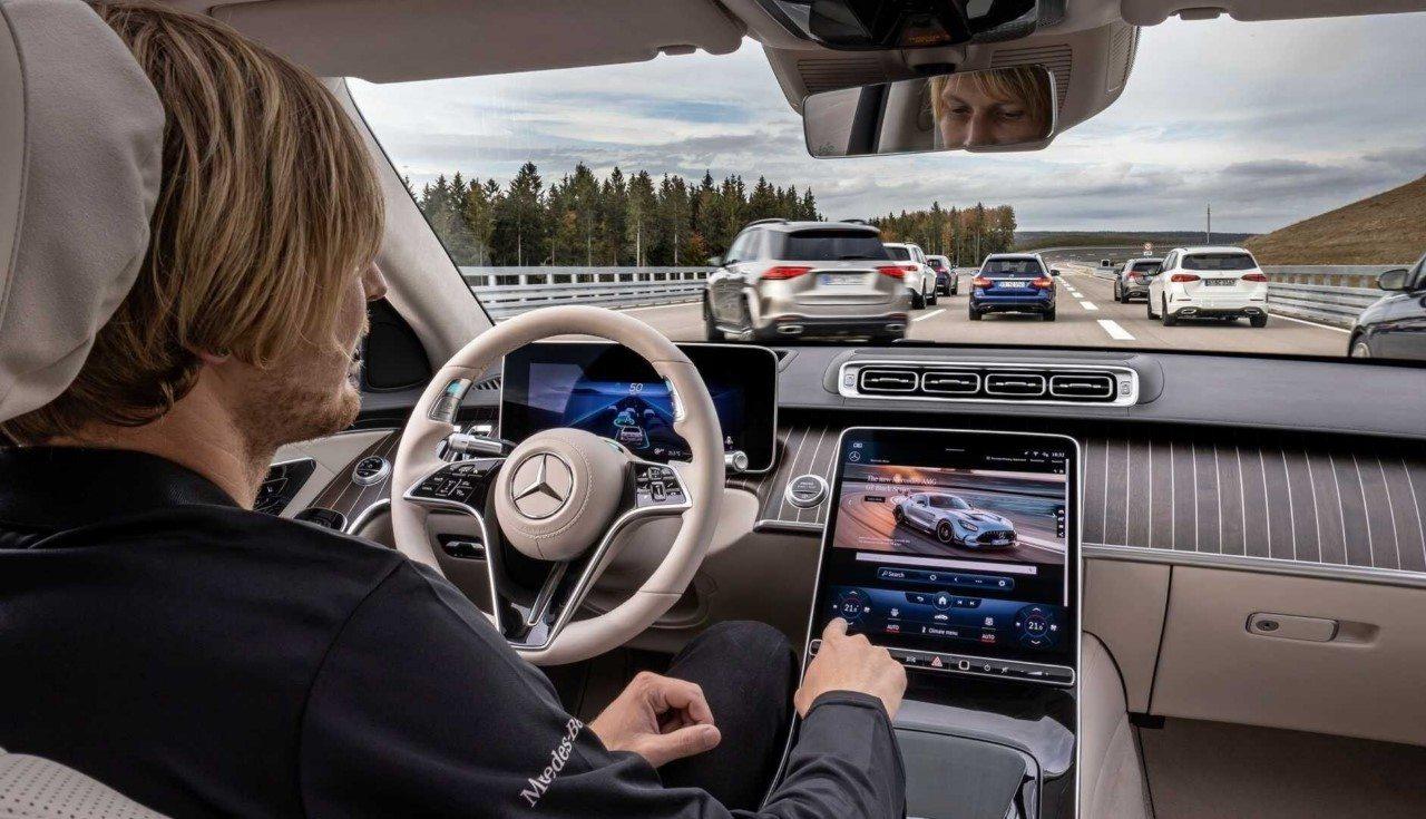 Foto Mercedes Clase S 2021 - interior