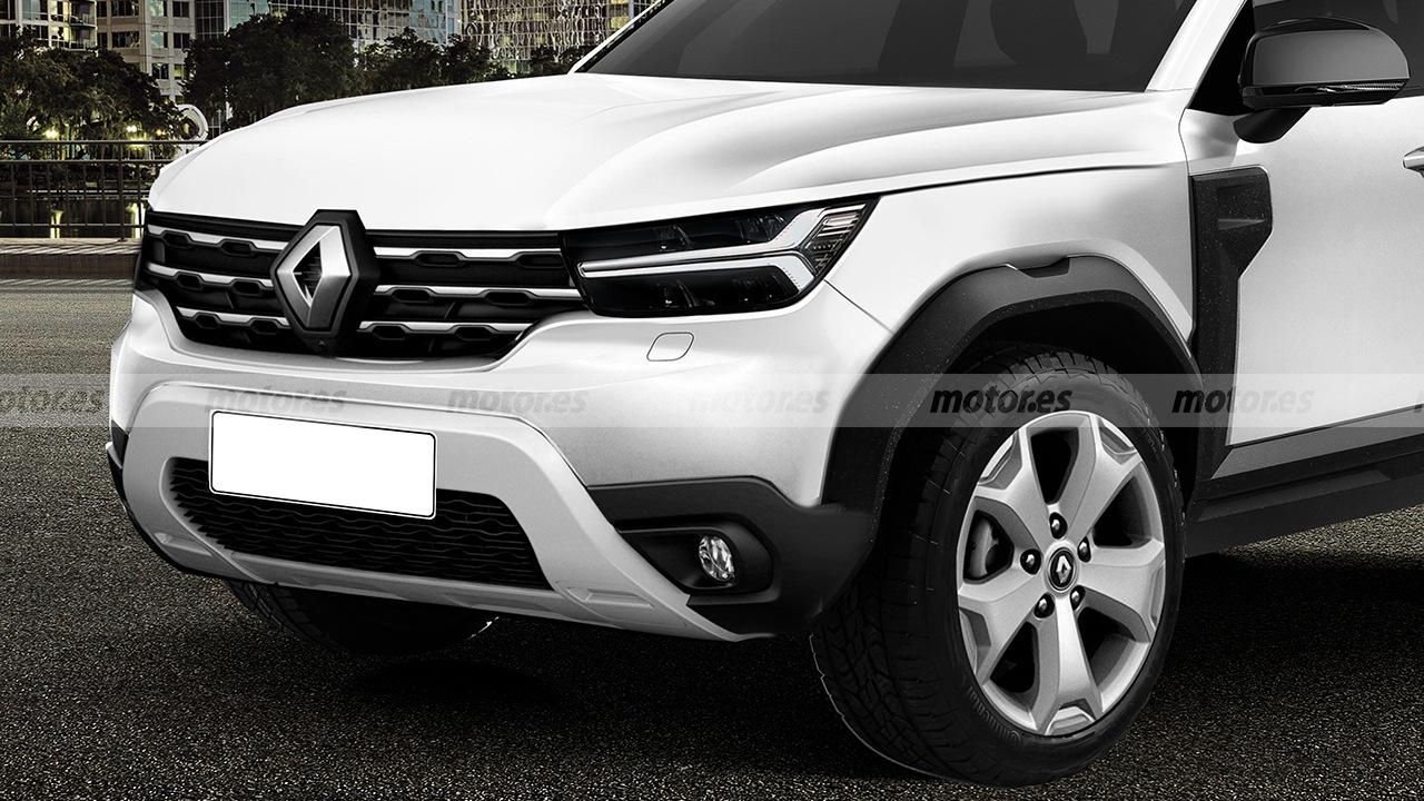 Renault Bigster - recreación