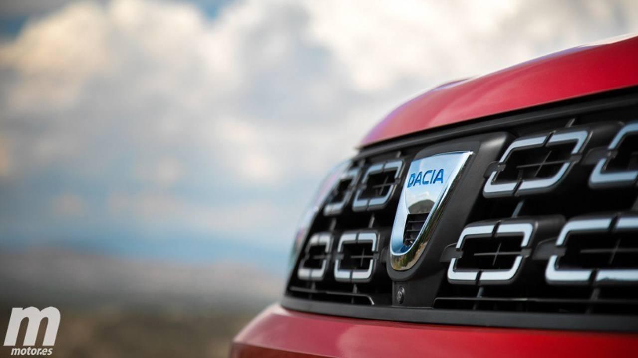 Dacia - logo