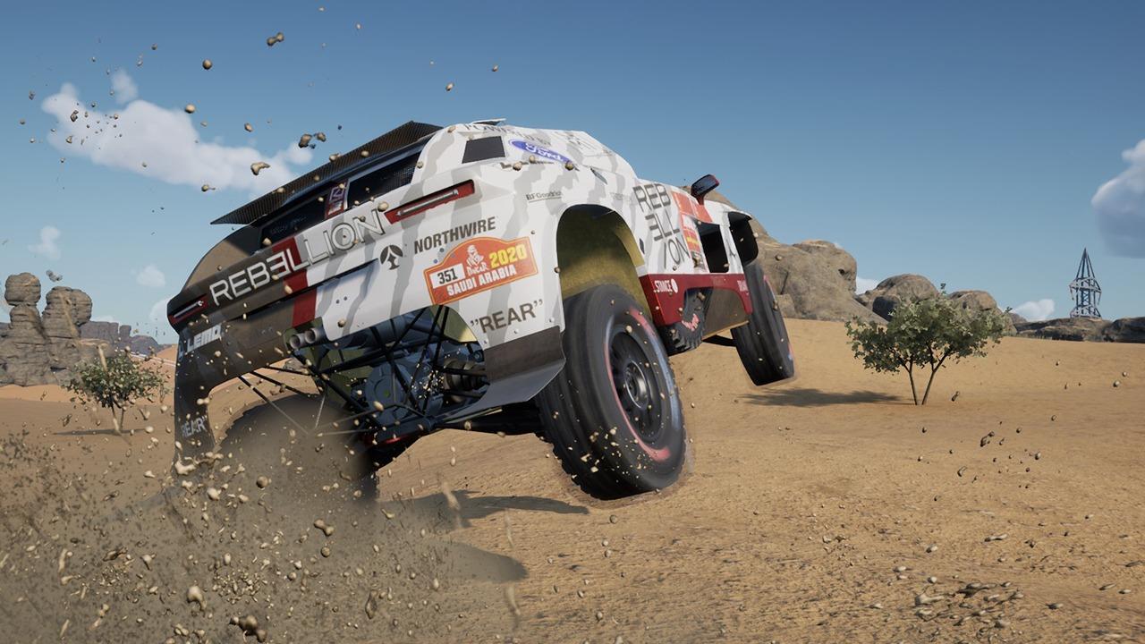 Dakar 21