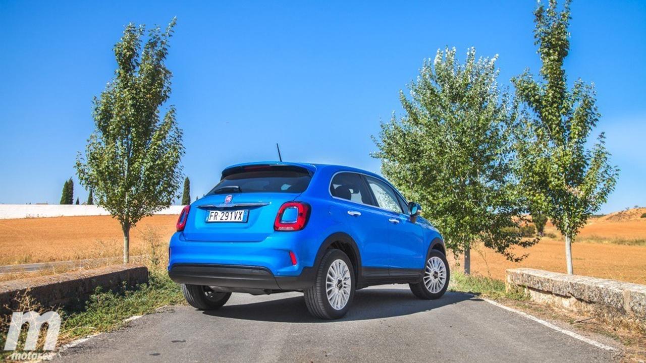FIAT 500X - posterior