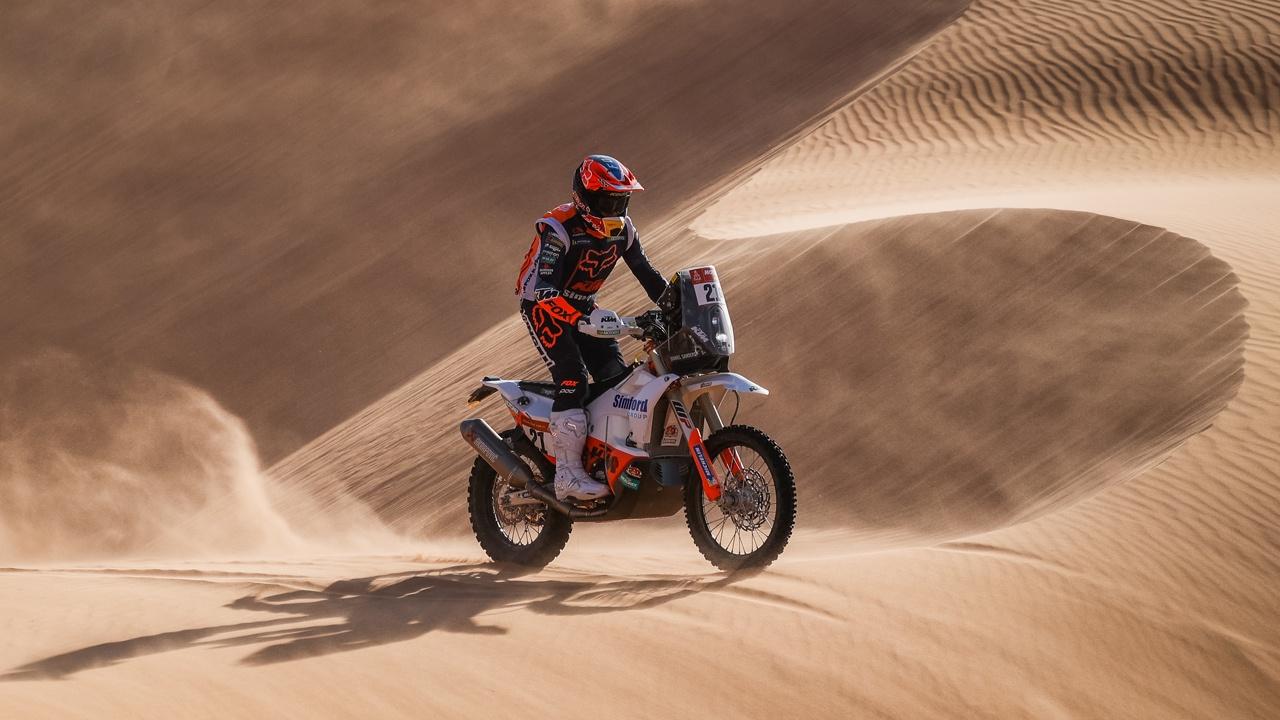 Los ganadores del Dakar tienen la última palabra a su llegada a Jeddah