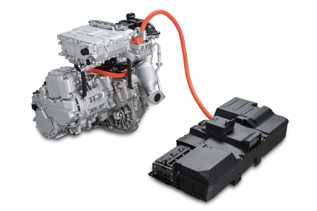 Foto tecnología Nissan E-Power