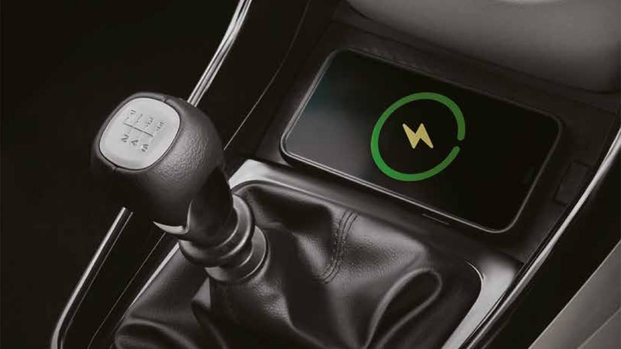 MG Hector 2021 - interior
