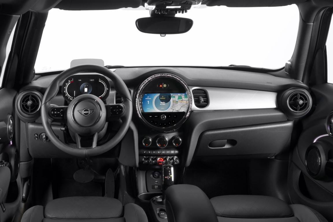 Foto MINI 3 Puertas, 5 Puertas, Cabrio y Electric 2021 - interior