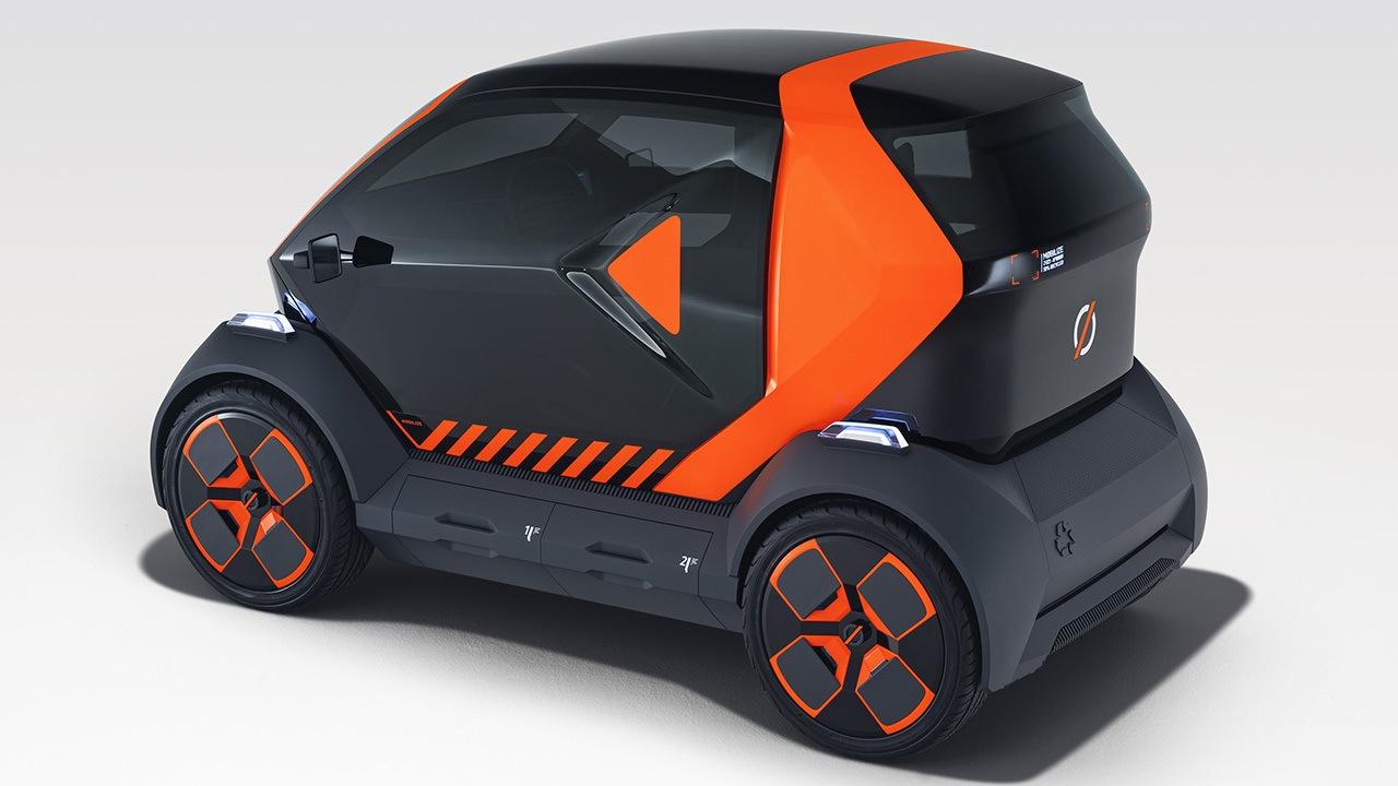 Mobilize EZ-1 Prototype