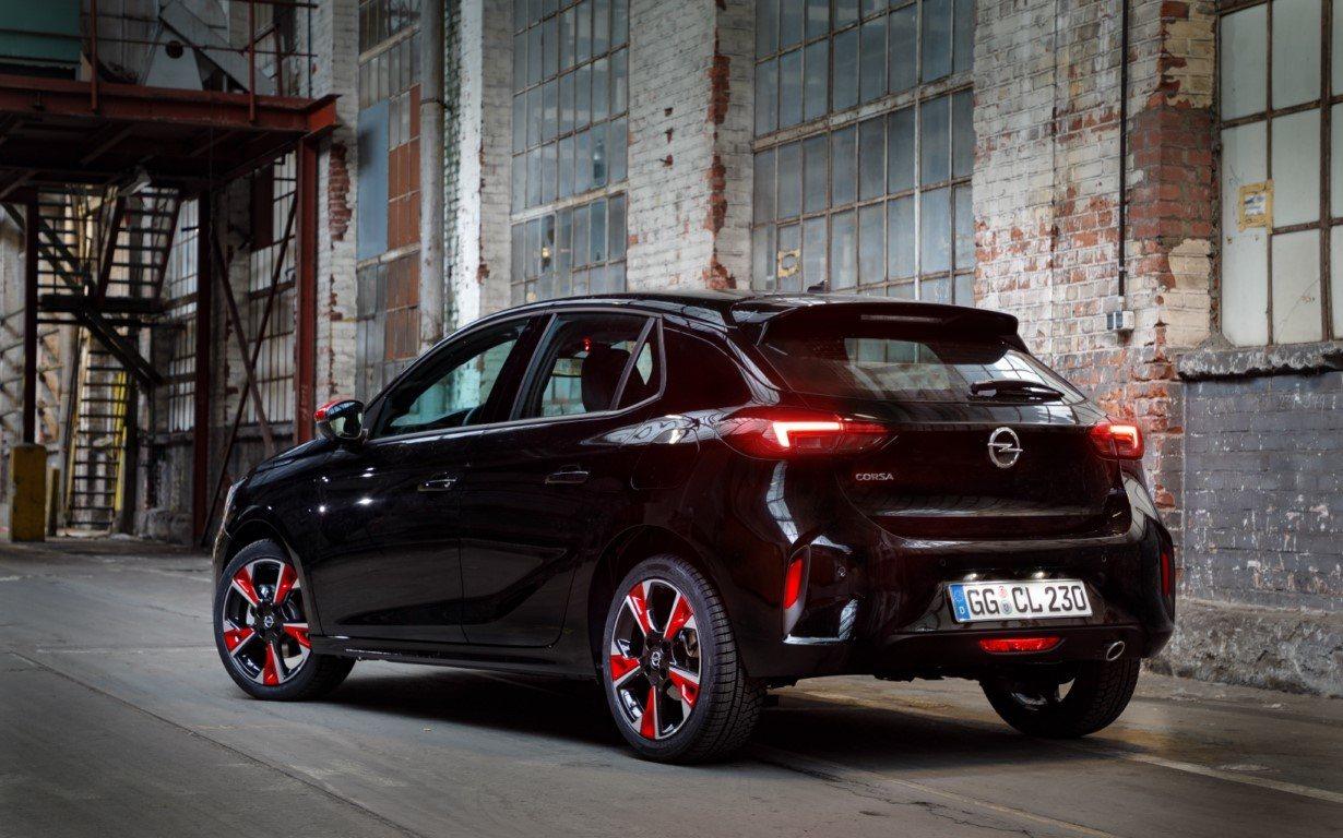 Foto Opel Corsa Individual - exterior
