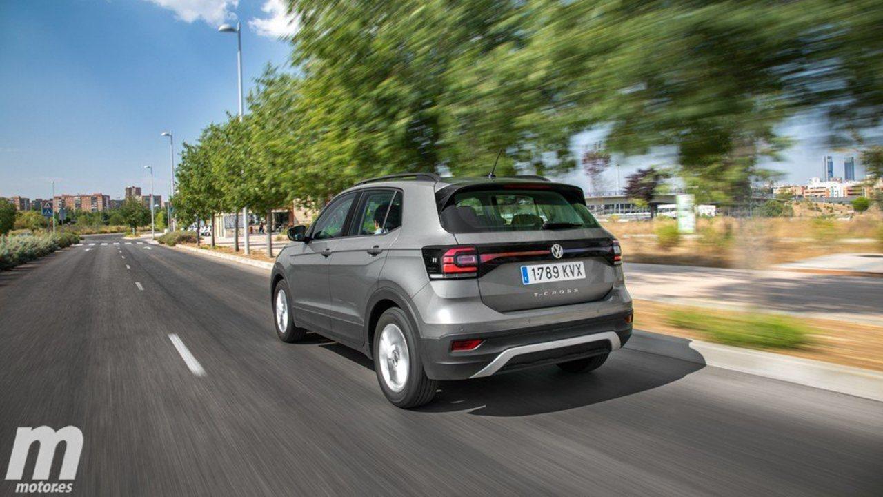 Volkswagen T-Cross 2021 - posterior