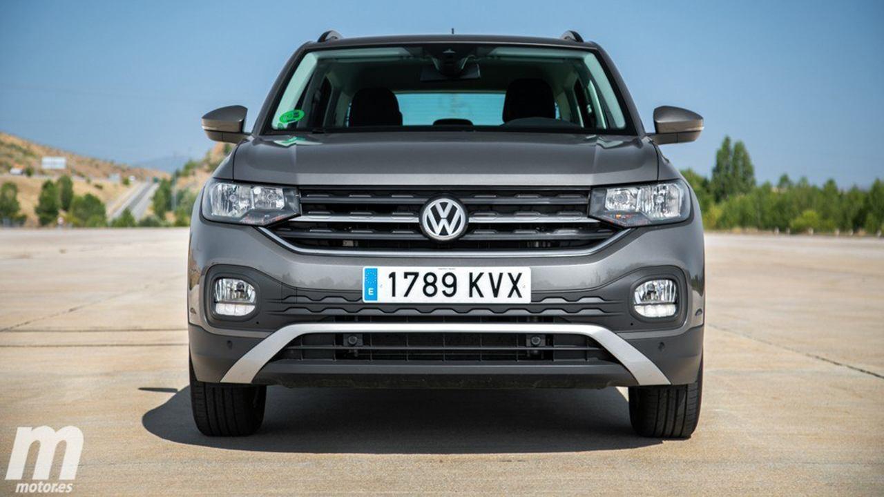 Volkswagen T-Cross 2021 - frontal