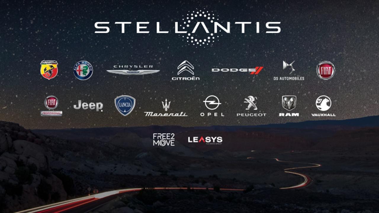 Las marcas de coches de Stellantis
