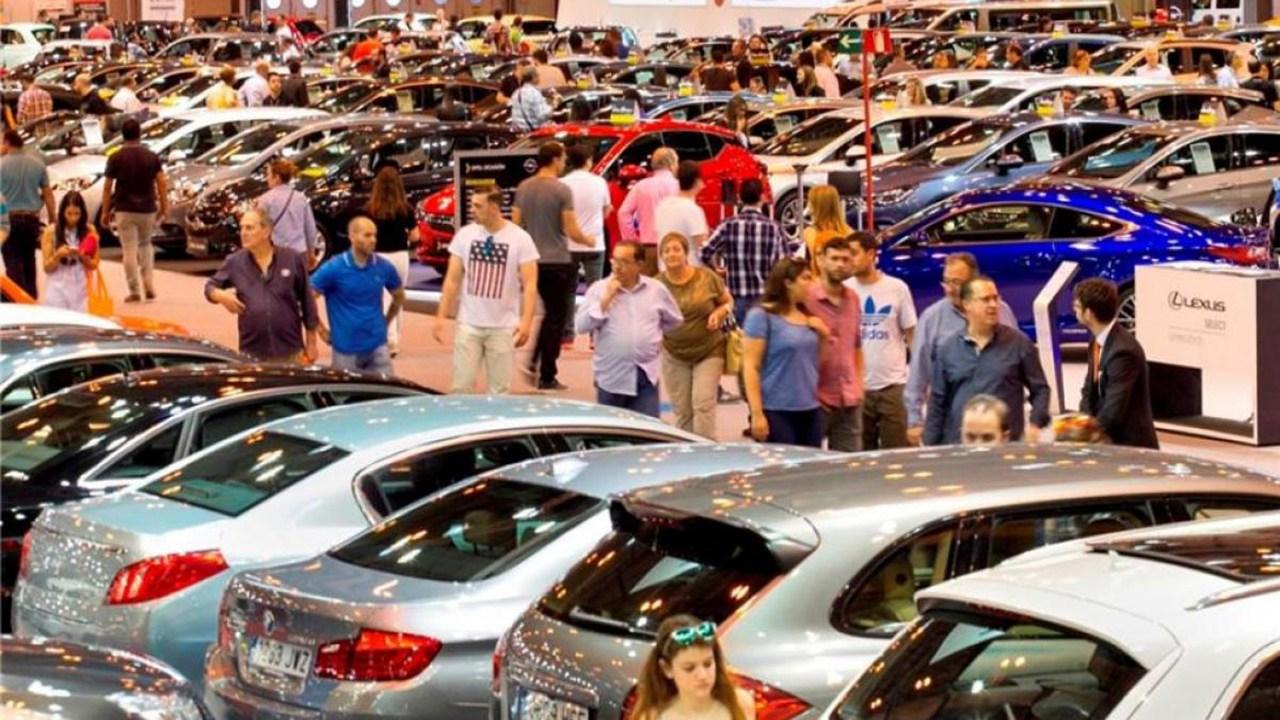 Ventas de coches de ocasión en España en diciembre de 2020