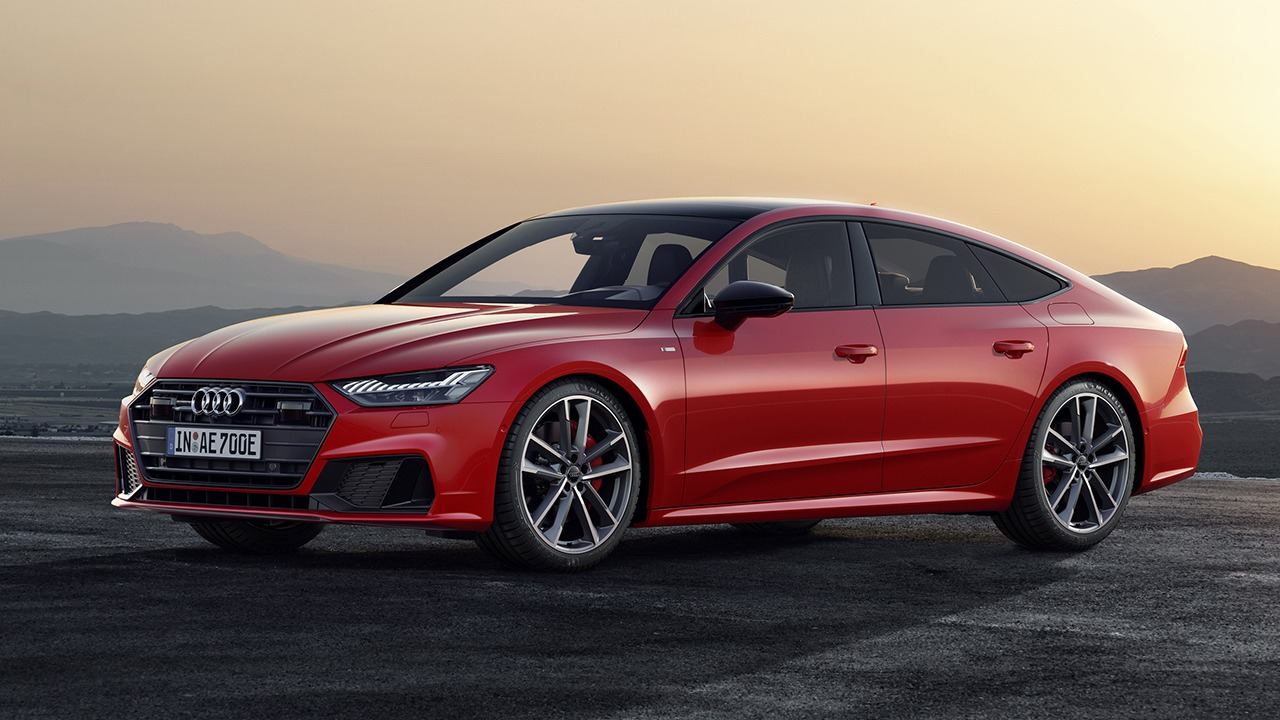 Audi A7 Sportback TFSI and plug-in hybrid