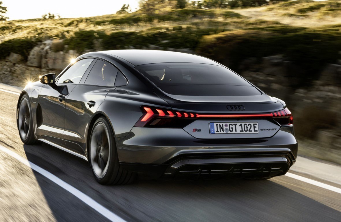 Foto Audi RS e-tron GT - exterior