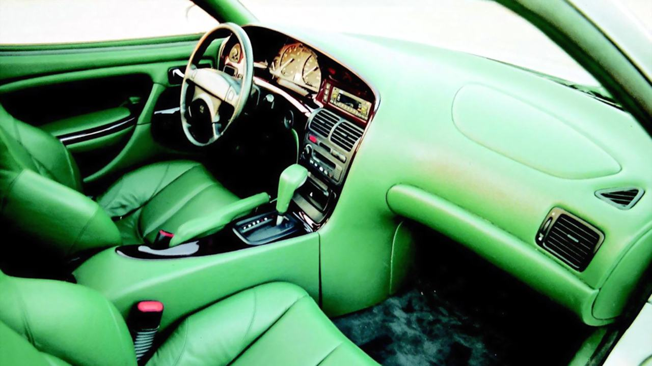 Daewoo Bucrane - interior