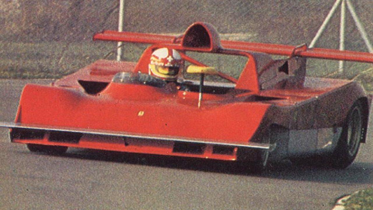 Ferrari 312PB/74