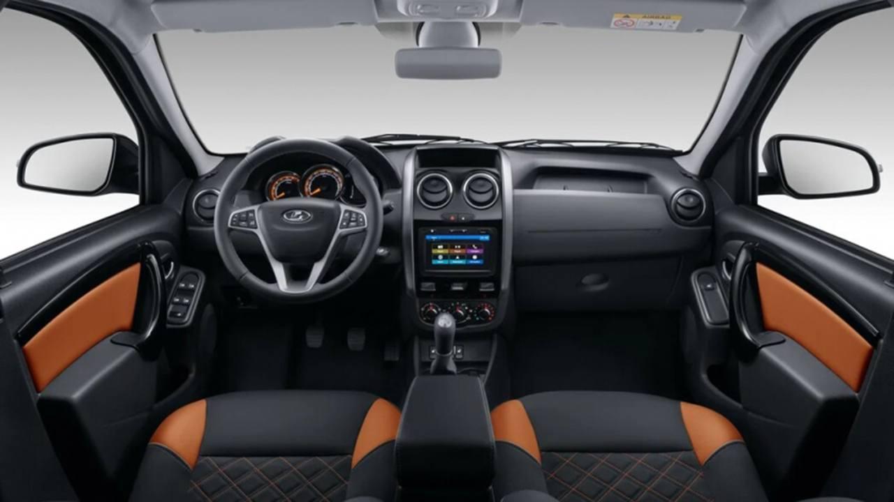 Lada Largus 2021 - interior