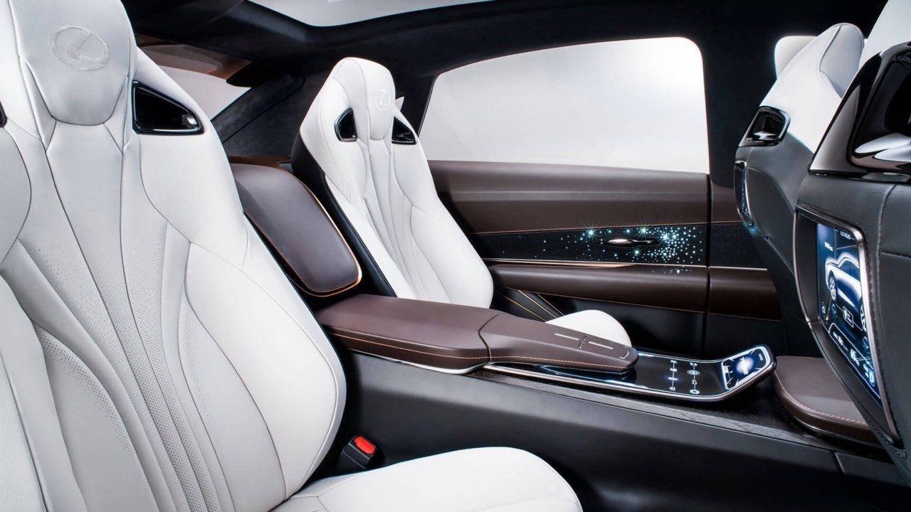 Foto Lexus LF-1 Limitless Concept - interior
