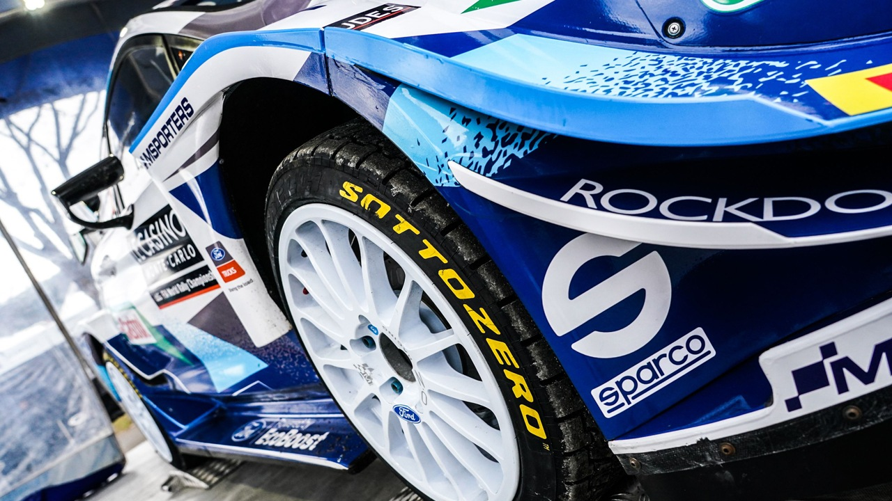 M-Sport hopes to 'be reborn' and show a better face in the Arctic Rally