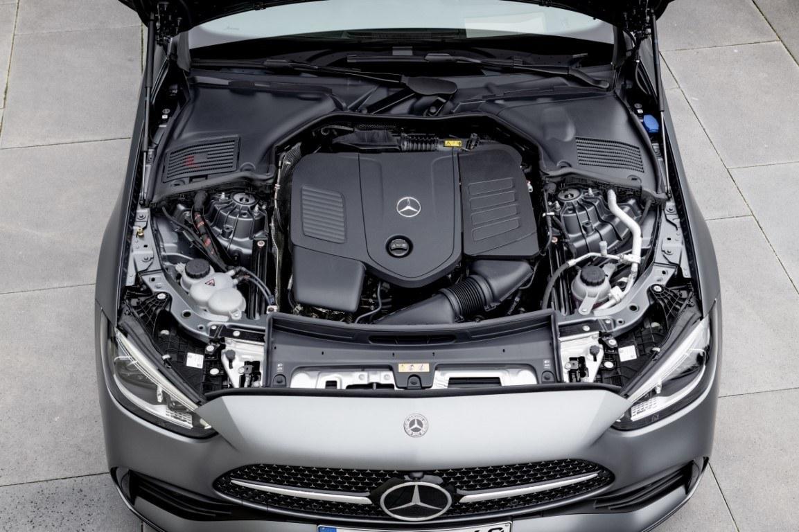 Foto Mercedes Clase C 2021 - técnica