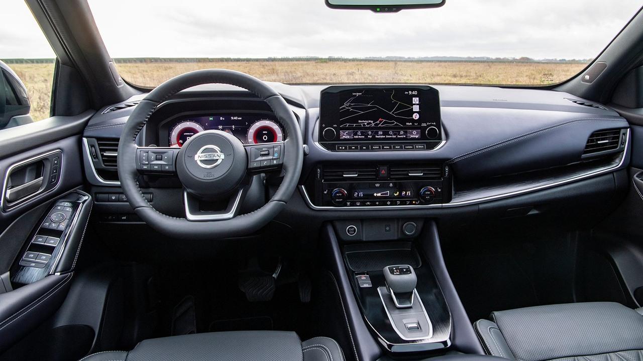Nissan Qashqai 2021 - interior