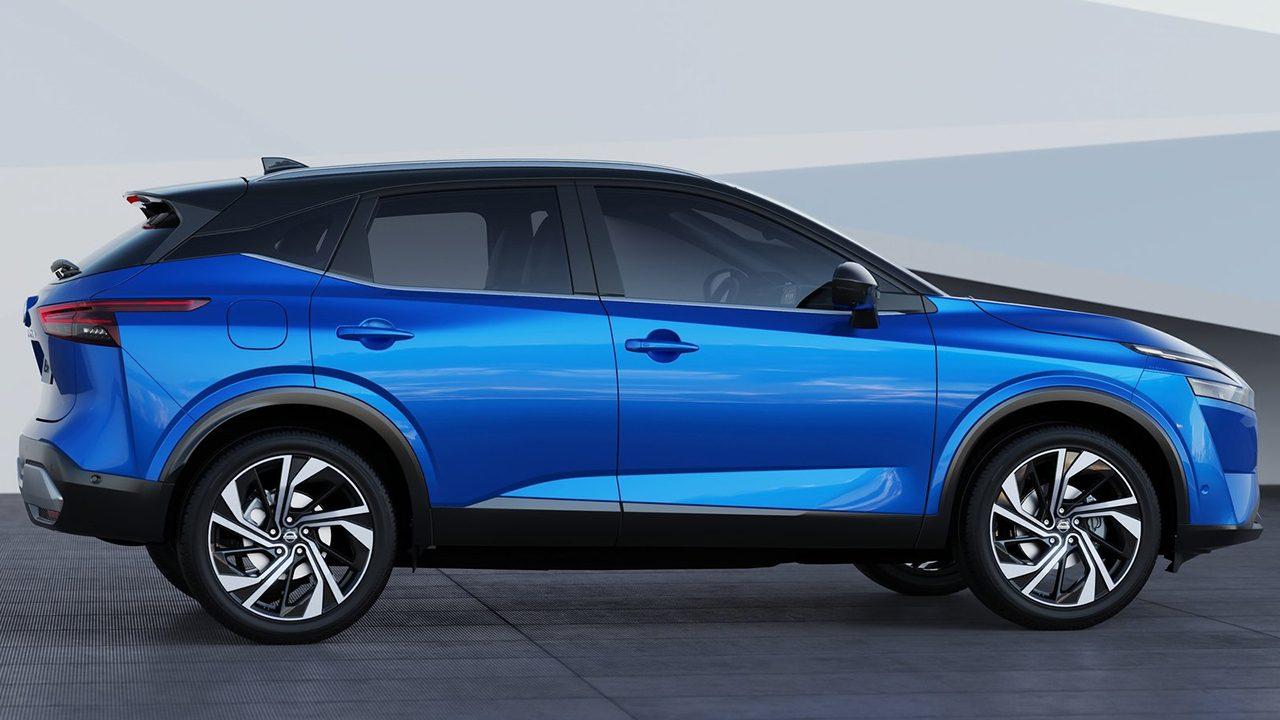 Nissan Qashqai 2021 - lateral