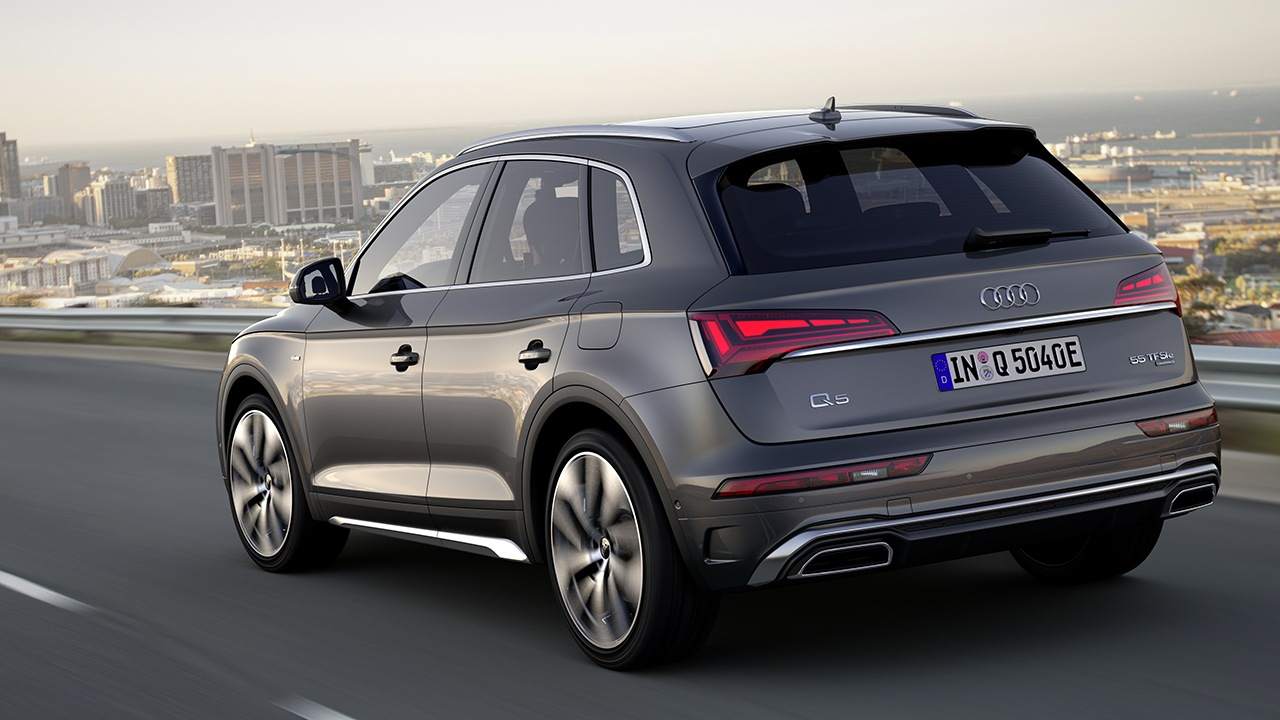 Audi Q5 TFSI e - posterior