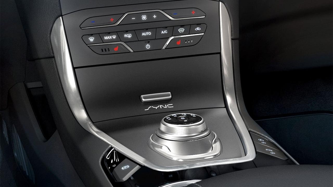 Ford S-MAX Híbrido - interior