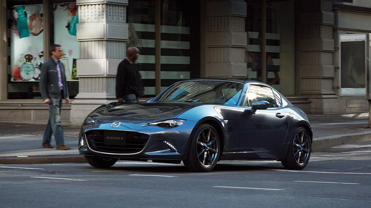 Mazda MX-5 RF 2021