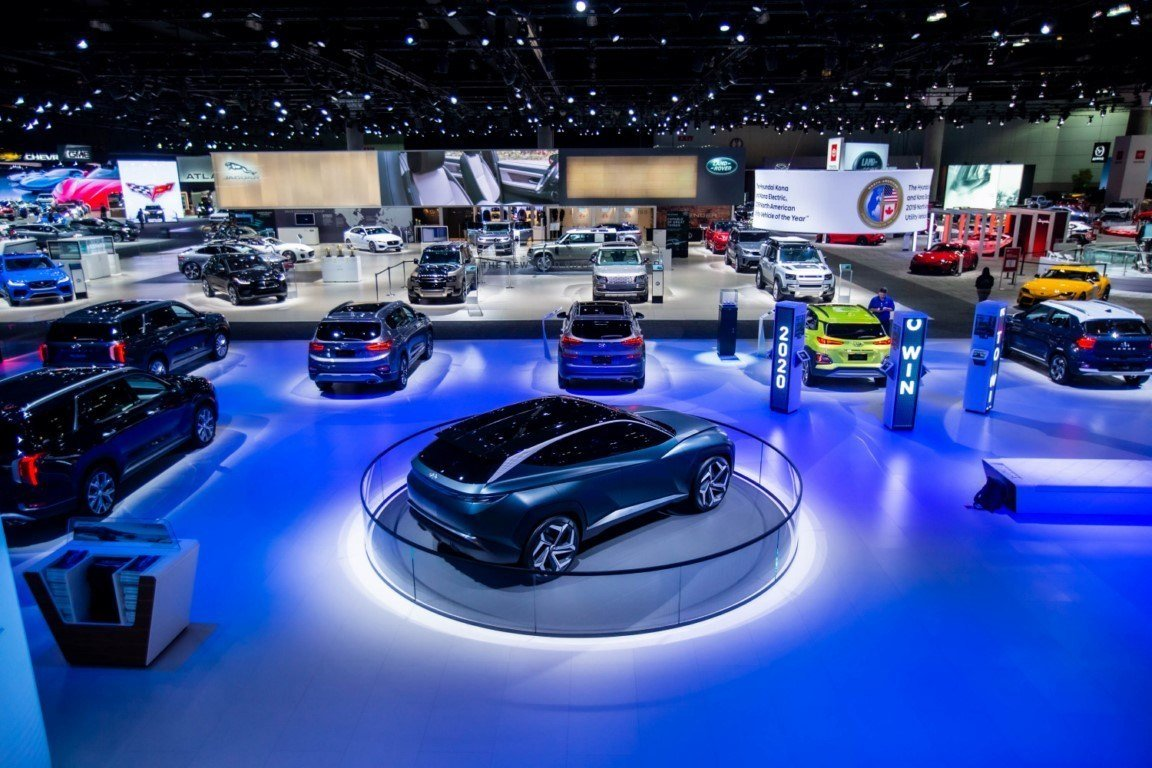 Foto Salón del Automóvil de Los Ángeles 2019