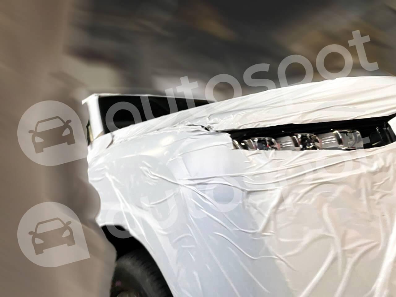 Foto espía Toyota Land Cruiser 300 2021 - exterior