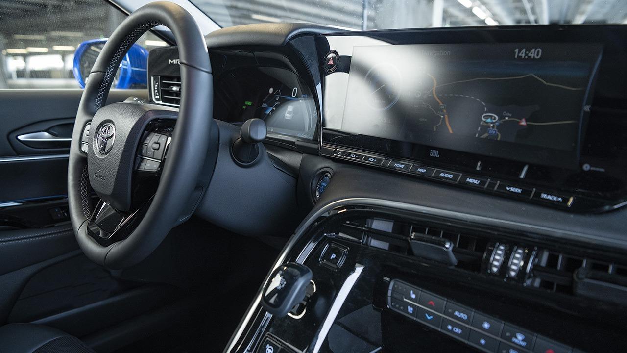 Toyota Mirai 2021 - interior